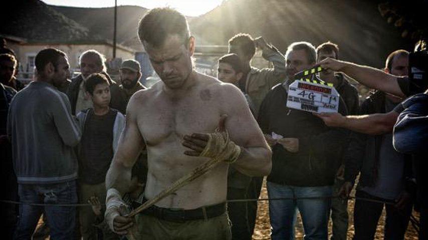 "Matt Damon im 5. ""Jason Bourne""-Film"