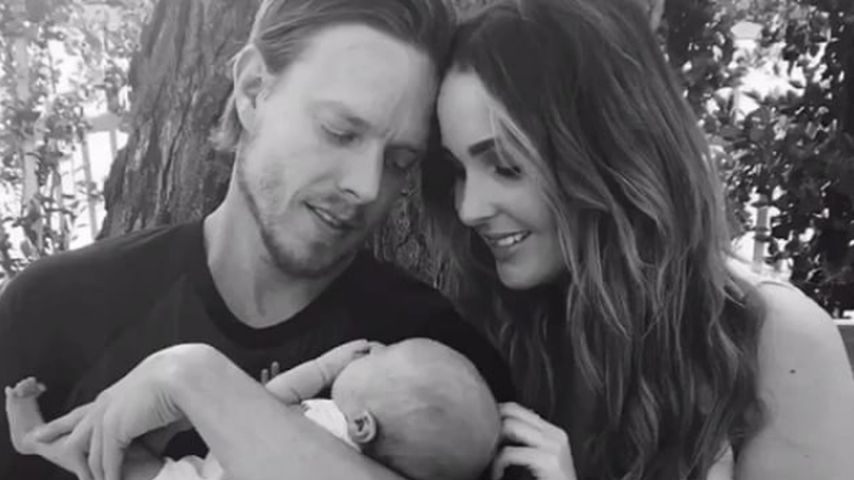 "Baby da! ""Grey's""-Star Camilla Luddington zum 1. Mal Mama"