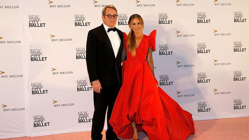 Matthew Broderick und Sarah Jessica Parker