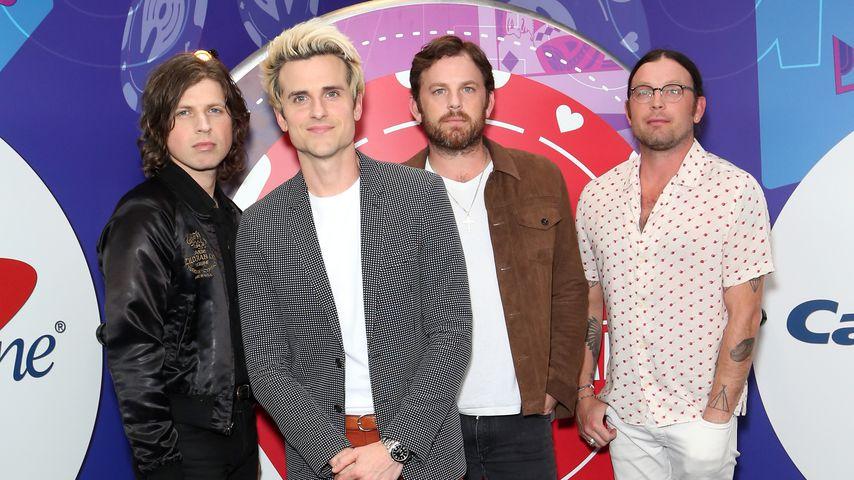 Kings of Leon beim iHeartRadio Music Festival 2017