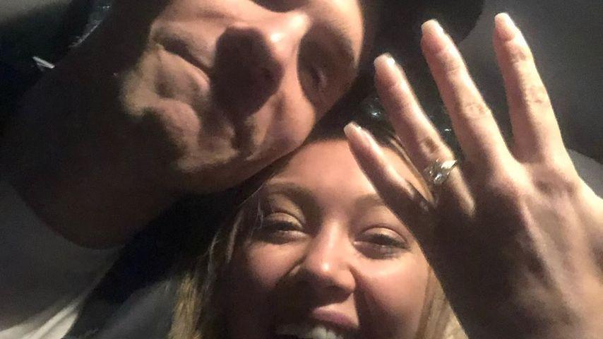 Matthew Koma und Hilary Duff