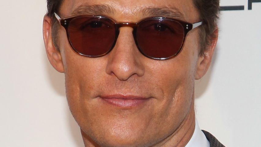 Matthew McConaughey bei den Critics' Choice Movie Awards 2014