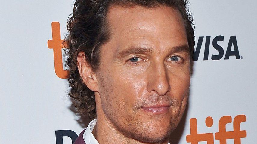 """Matthew McConaughey bei der Premiere von """"White Boy Rick"""""""