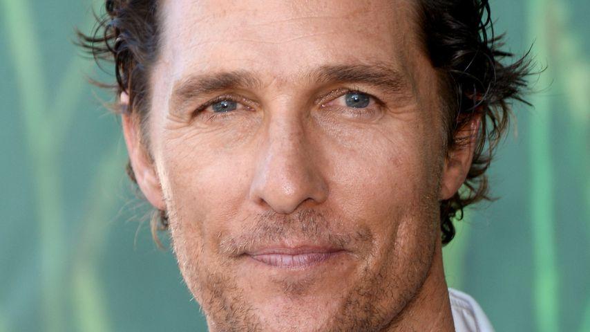 Matthew McConaughey, 2016