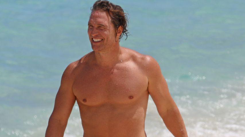 Matthew McConaughey im Jahr 2020