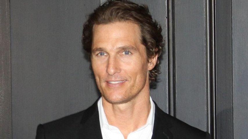 Matthew McConaughey: Mode ist wie gutes Essen