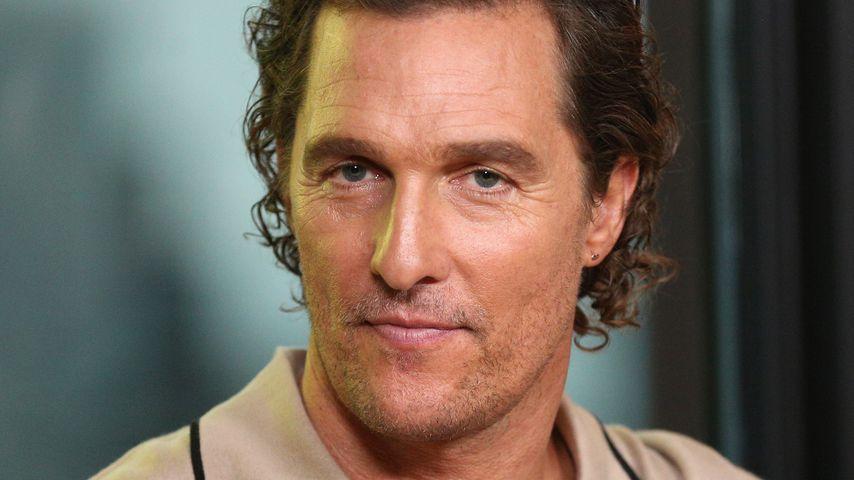 Matthew McConaughey, Filmstar