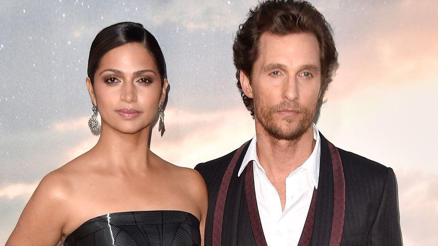 Matthew McConaughey: Nicht ohne seine Familie!
