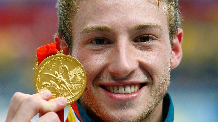 Matthew Mitcham bei den Olympischen Sommerspielen 2008 in Peking
