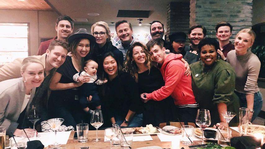 """Der """"Glee""""-Cast im März 20218"""