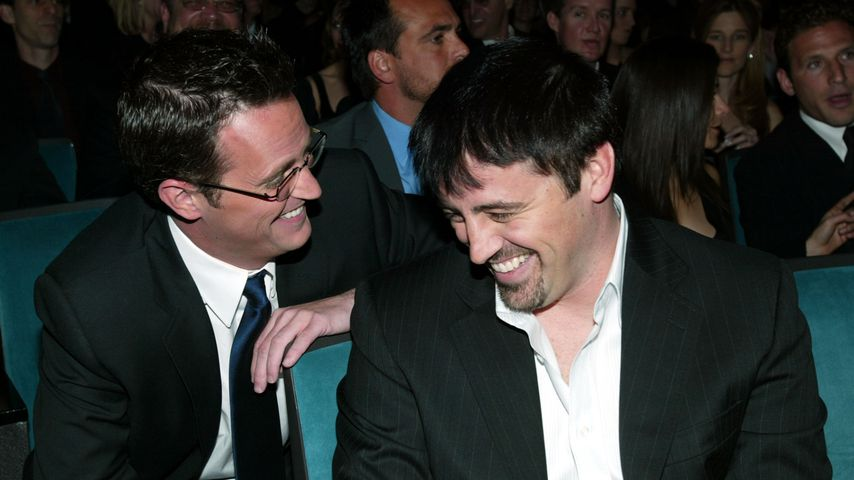 Matthew Perry und Matt LeBlanc