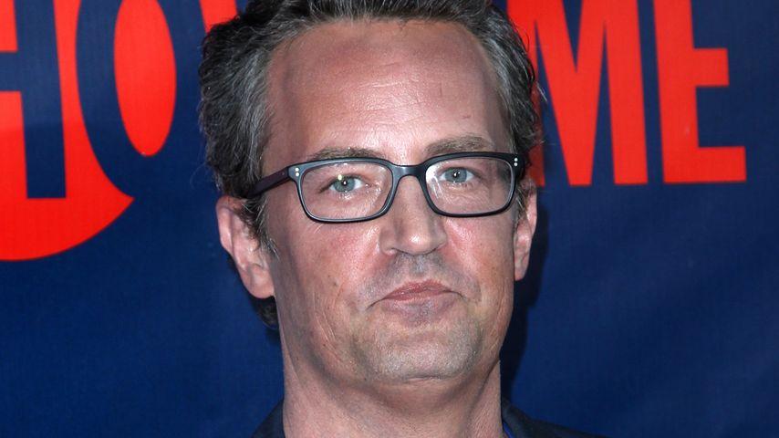 """""""Golden Friends""""? Matthew Perry erteilt Jen Absage"""