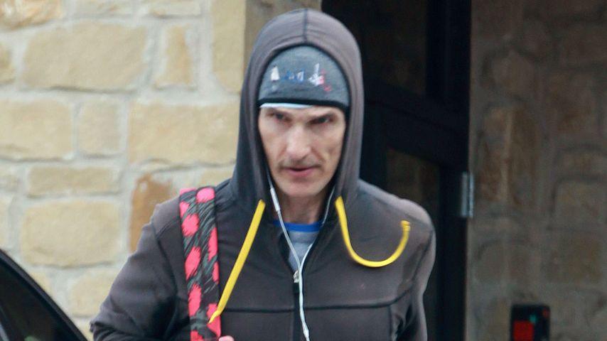 Dürrer Matthew McConaughey verteidigt sein Gewicht