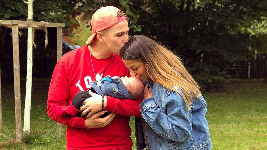 """""""Ohne Bein geboren""""? BTN-Jenefers Baby kam verletzt zur Welt"""