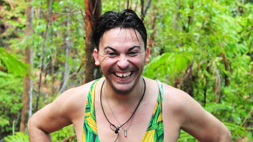 Matthias Mangiapane bei der Dschungel-Schatzsuche 2018