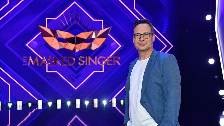 """Matthias Opdenhövel, Moderator bei """"The Masked Singer"""""""