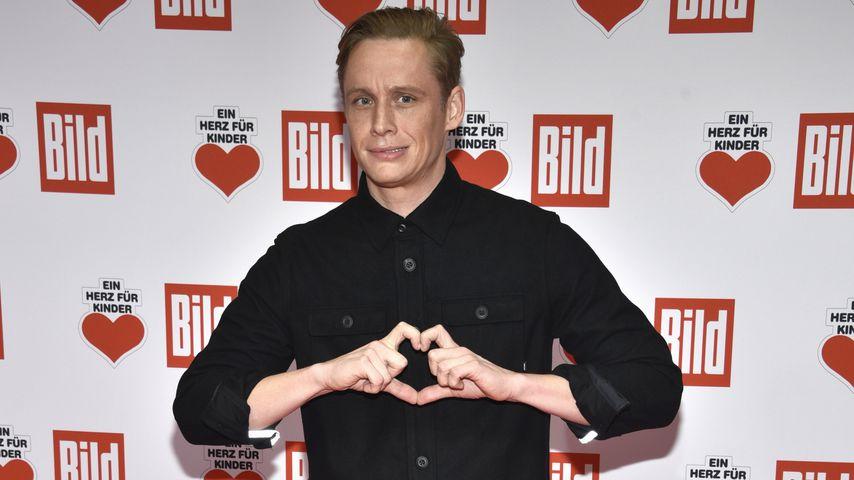 """Matthias Schweighöfer auf der """"Ein Herz Für Kinder Gala 2016"""" in Berlin"""