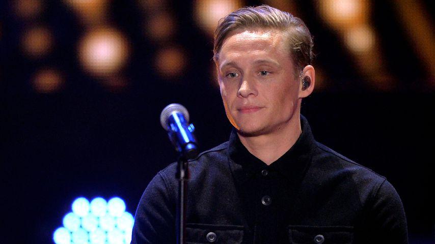 """Matthias Schweighöfer beim Vorentscheid des """"Eurovision Song Contest 2017"""""""