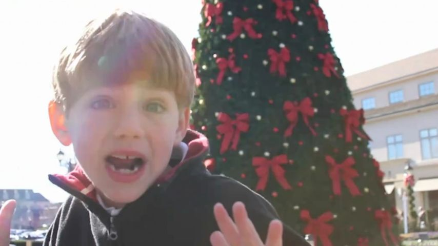 "Süßer ""All I Want For Christmas""-Rap von MattyB"