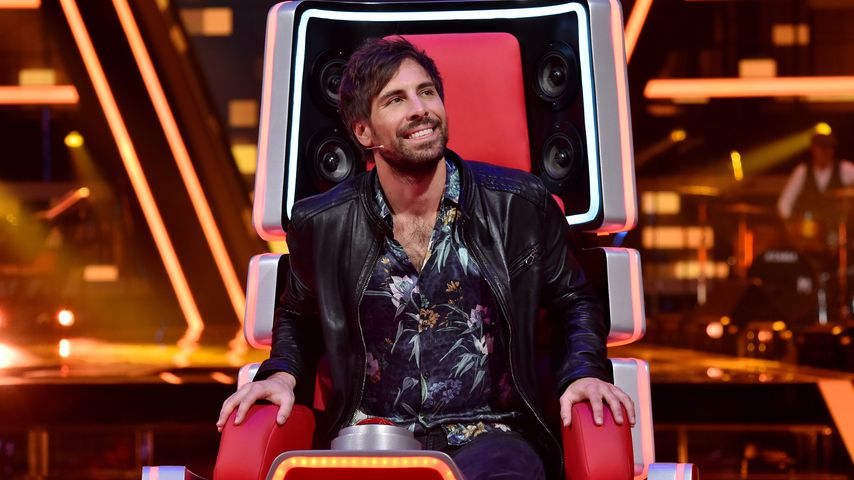 """Max Giesinger bei """"The Voice Kids"""" 2020"""