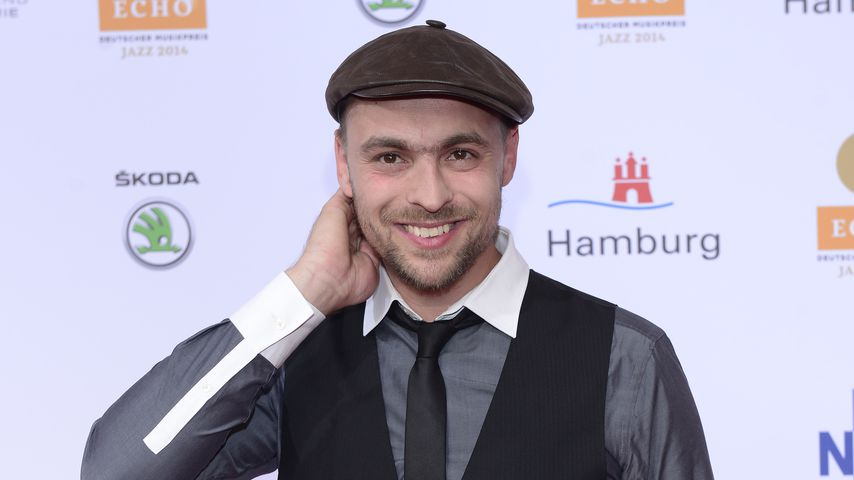 Sänger Max Mutzke