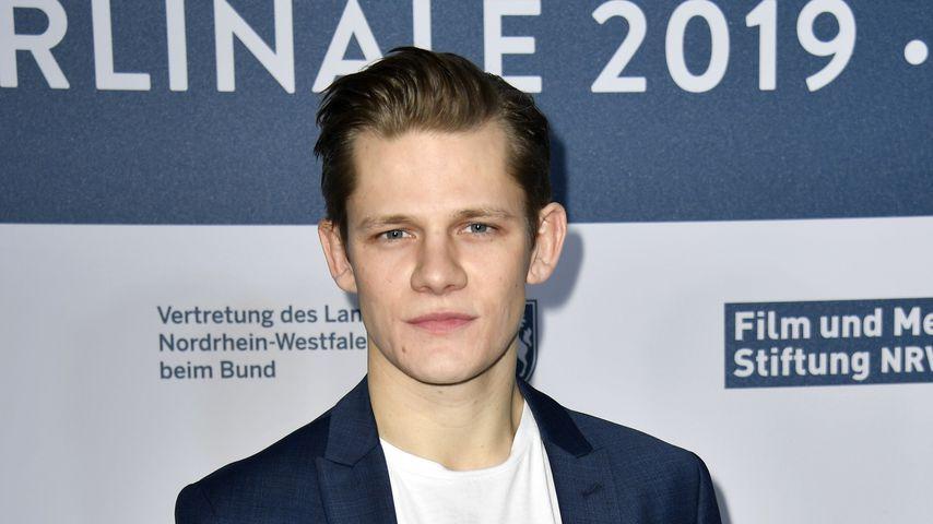 Max von der Groeben auf der Berlinale 2019
