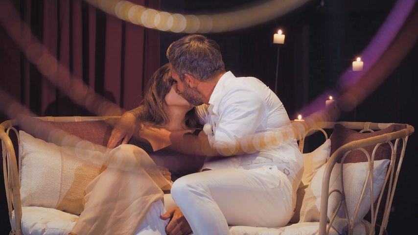 """Maxime Herbord und Max Adrio bei """"Die Bachelorette"""" 2021"""