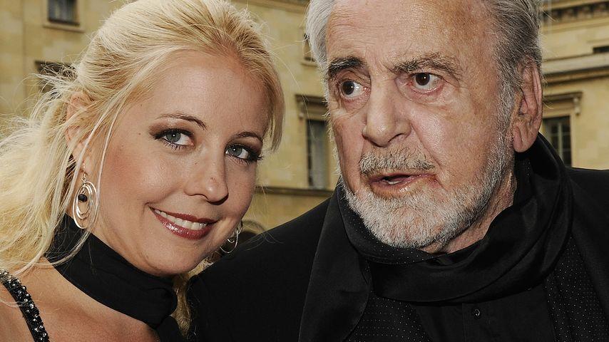 Maximilian Schell (82) heiratet seine Iva (35)
