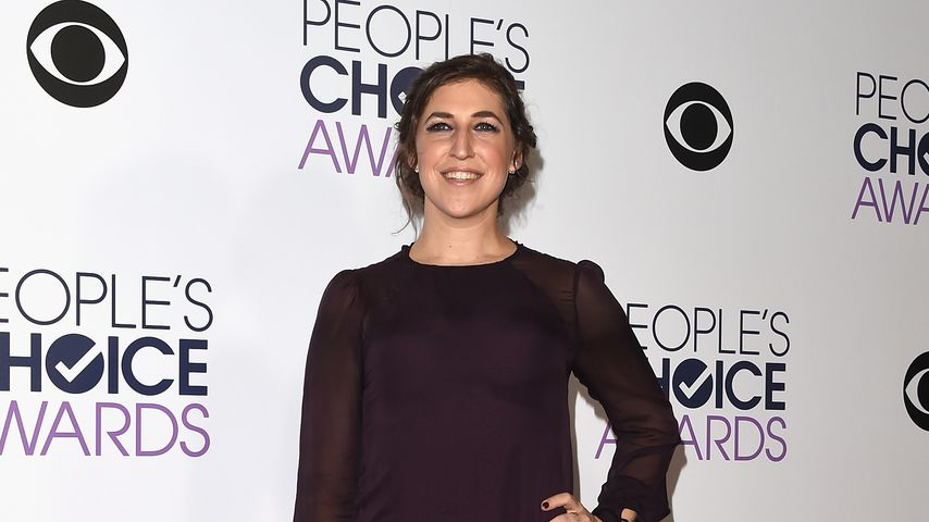 Mayim Balik bei den People's Choice Awards 2016
