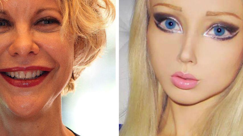 Star-Schocker: Das waren die Beauty-Pannen 2013