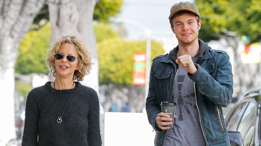 Mutter-Sohn-Duo: So attraktiv ist Meg Ryans Sohn Jack Quaid!