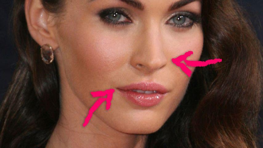 Was ist unecht an Megan Fox?