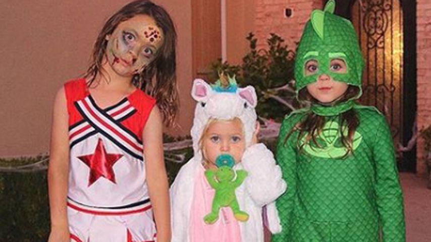 Megan Fox' Kinder Noah, Journey und Bodhi