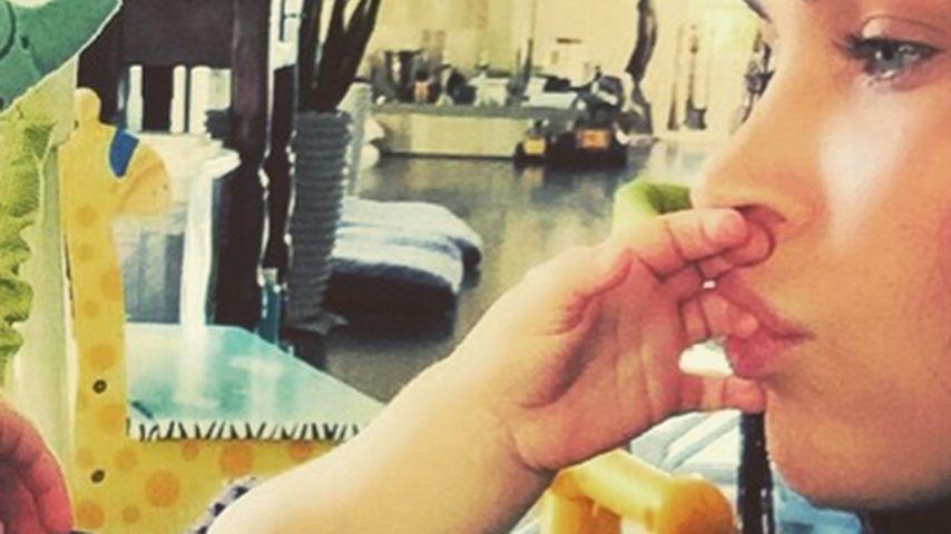 Megan Fox und Bodhi Ransom Green