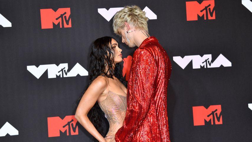 Megan Fox und Machine Gun Kelly bei den VMAs 2021
