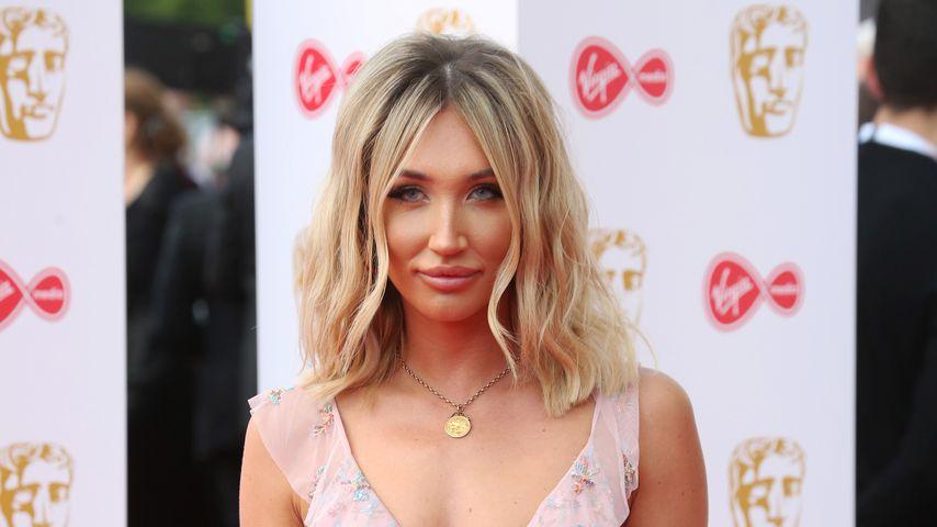 "Nach ""Love Island""-Mikes Tod: Ex Megan strahlt bei BAFTAs"