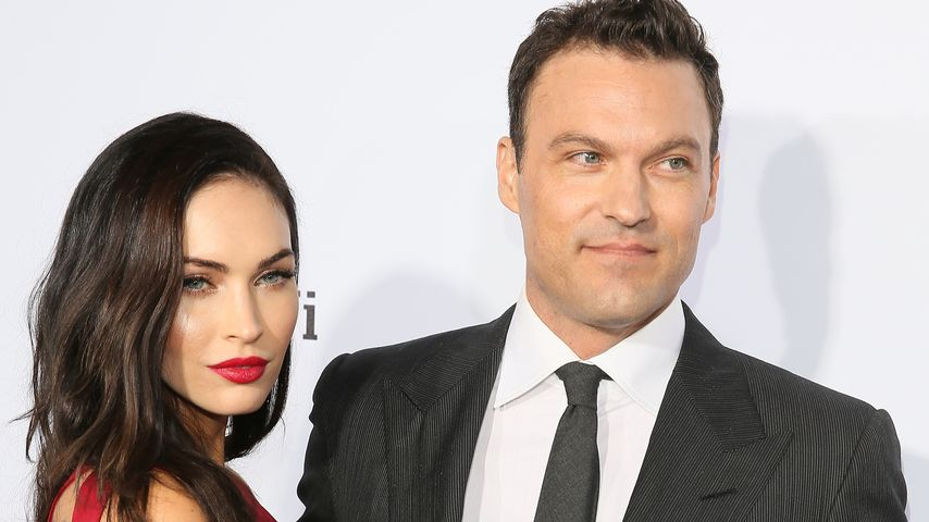 Ist Brian der Vater? Schwangere Megan Fox stoppt Scheidung!