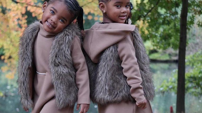 Megan und Morgan, Instagram-Zwillinge