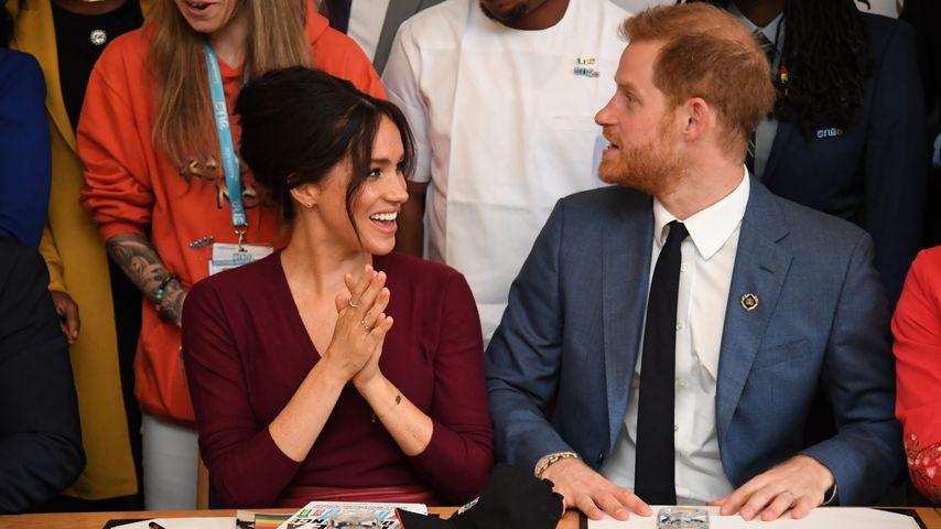 Unterstützung für Meghan? Prinz Harry sucht Haushaltshilfe!