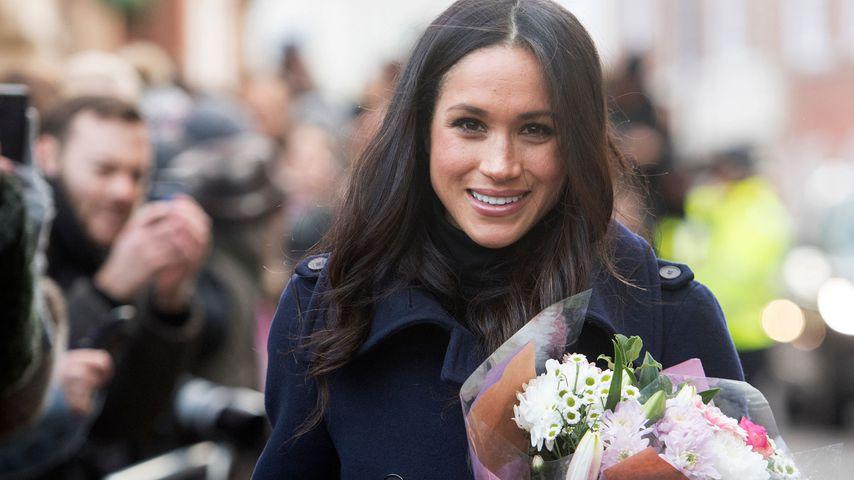 Kate & William: Wird Meghan Markle eine Patin ihres Babys?