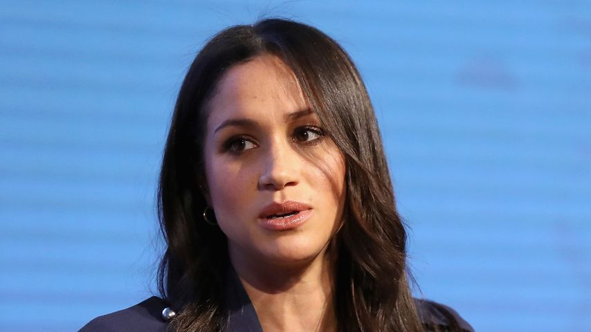 Meghan Markle beim Royal Foundation Forum