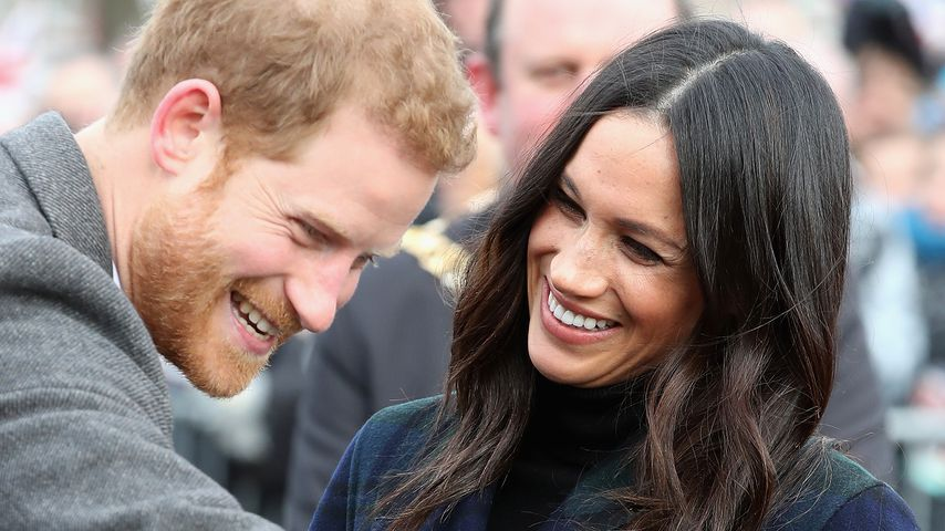 Bei der Royal Wedding: Zu diesem Song tanzen Harry & Meghan!