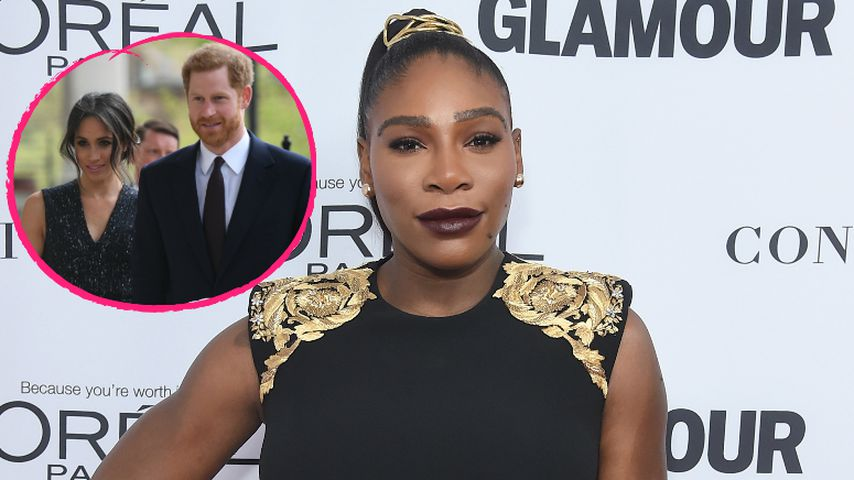 Serena Williams: Sie gibt Hochzeitstipps an Harry & Meghan