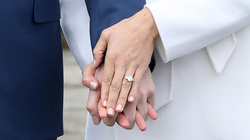 Herzogin Meghans Verlobungsring