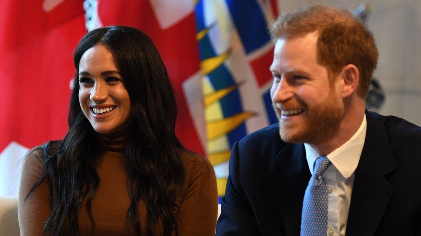 Wirft Harry-Meghan-Cover erneut Schatten auf Königshaus?