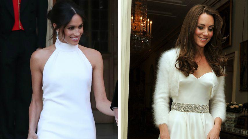 Meghan oder Kate? Dieser After-Wedding-Look kommt besser an!