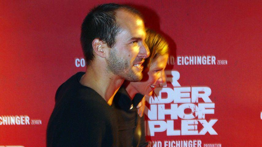 Mehmet Scholl mit seiner Frau Jessica