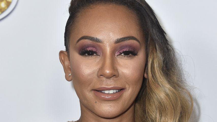 Sängerin Mel B. im August 2018