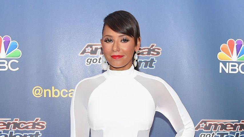 Wegen toxischer Ehe: Darum trug Mel B nur weiße Kleidung
