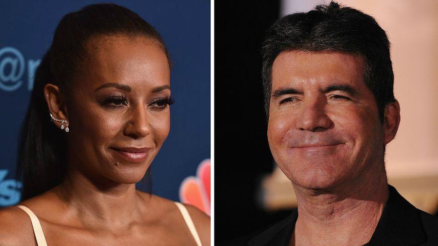 Mel B: Simon Cowell rettet sie mit Millionen-Gage vor Pleite